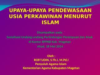 upaya pup menurut islam_2.pptx